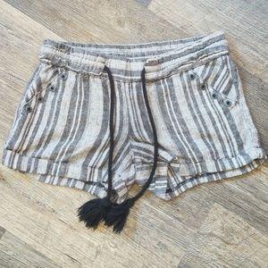 Cute linen shorts